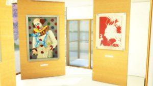 Музей «Пламбоб» от simbunnyRT для Sims 4