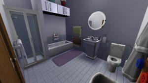 Квартира Калпеппер Хаус, 19 от xmathyx для Sims 4