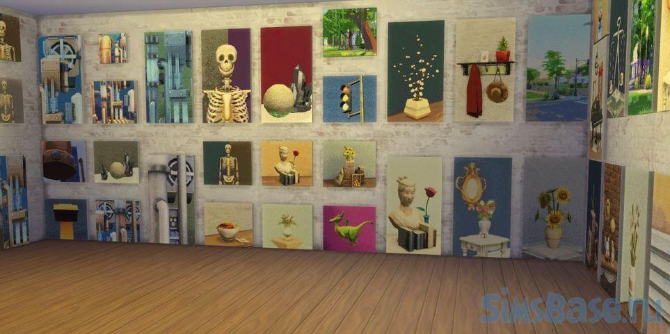 Полезные практические навыки режима строительства Sims 4