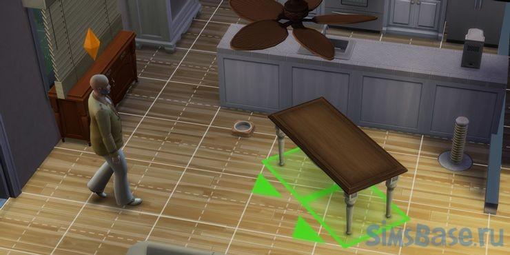 Полезные практические навыки режима строительства Sims 4. Часть 2
