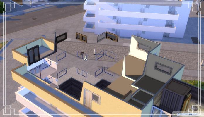 Как исправить разрушенные квартиры Пайнкрест в Sims 4 Пайнкрест в Sims 4