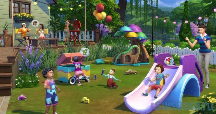 Простые челленджи Sims 4 для новичков и желающих разнообразить игру. Часть 2