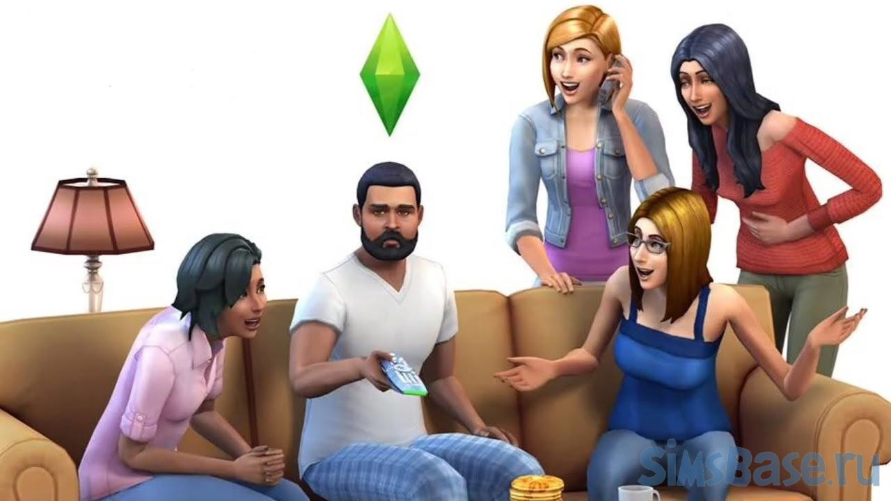 Мод  «Нет тематических разговоров без навыков» от SHEnanigans для Sims 4