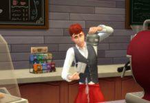 Мод «Изменение поведения барменов и кейтеров» от plzsaysike для Sims 4