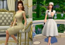 Набор поз «Назад в 50-е» от Beto_ae0 для Sims 4