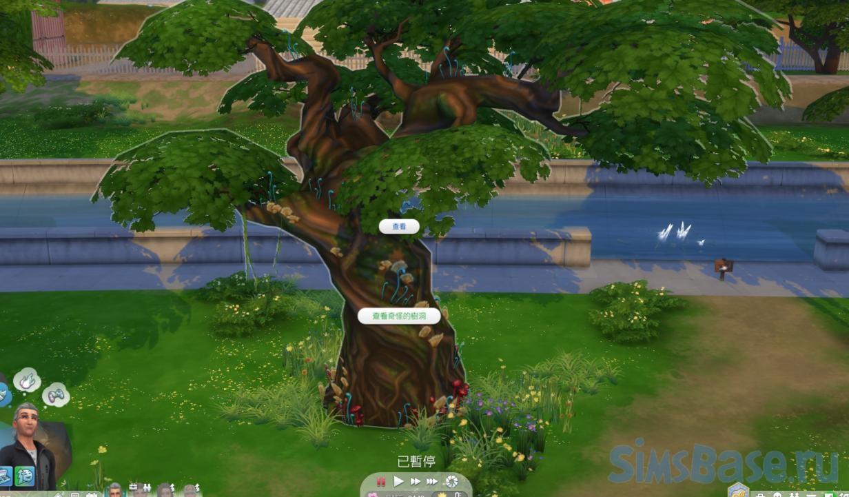 Мод «Превращение в призрака в любой момент» ShuSanR для Sims 4