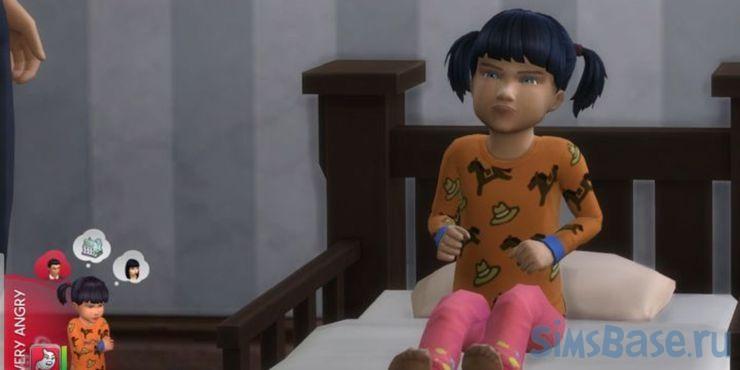 Как в Sims 4 вырастить идеального малыша. Часть 1
