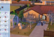 Мод «Свойства участка для садоводов» от Zero для Sims 4