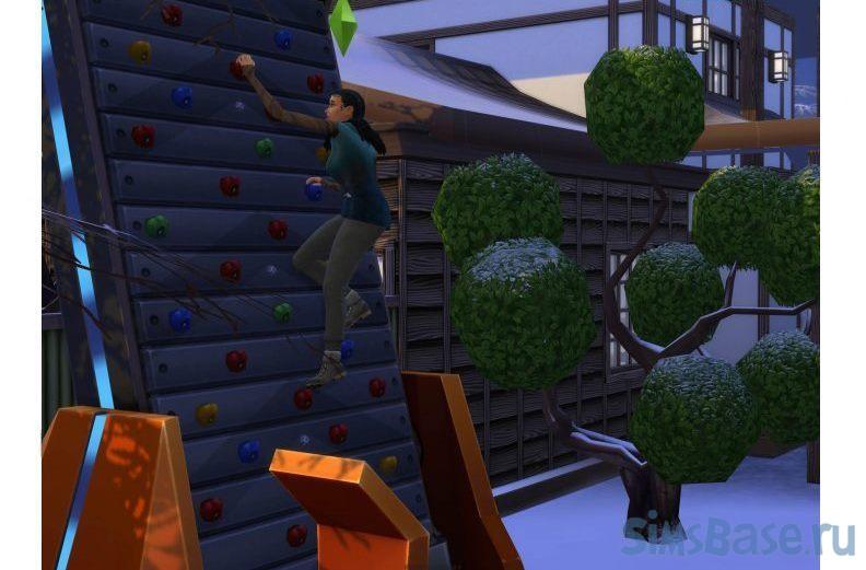 Как Sims 4 Снежные просторы сочетается с существующими DLC