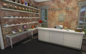 Бульвар Ньюкрест от mamba_black для Sims 4