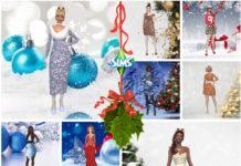 Фоны для CAS «Новый год и Рождество» от Annett для Sims 4