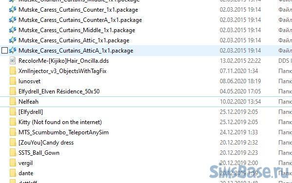 Все о пользовательском контенте (СС) для Sims 4