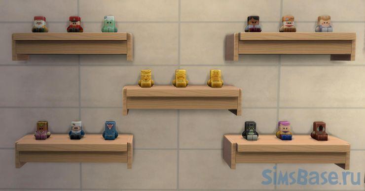 Рейтинг занятий в Sims 4 Снежные просторы. Часть 1