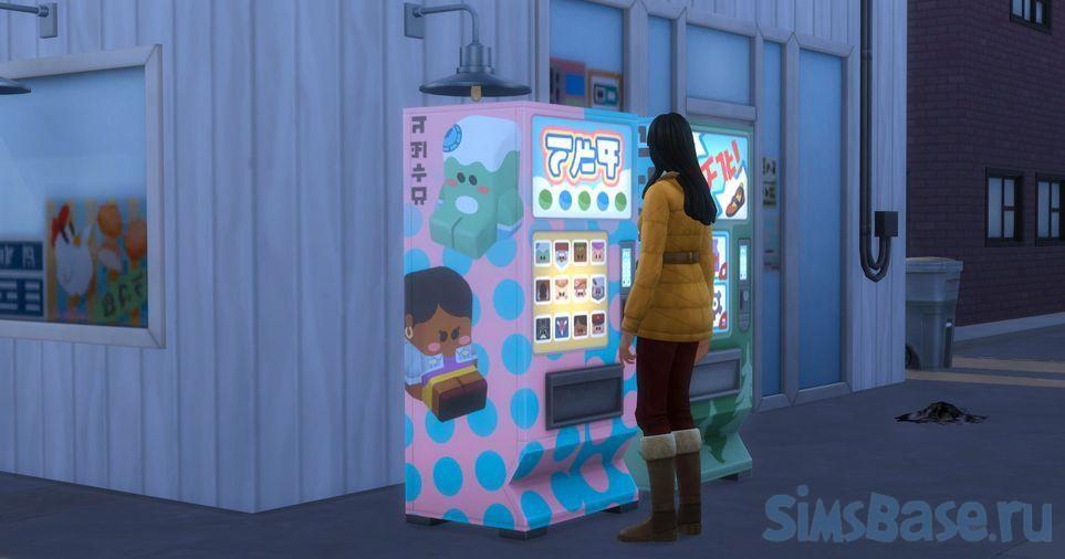 Как собрать коллекцию Симми в Sims 4 Снежные просторы