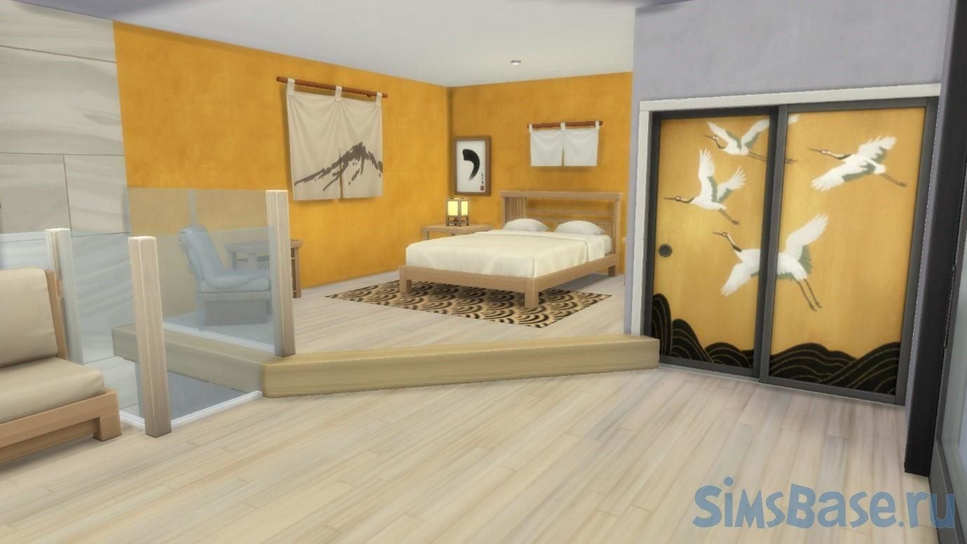Строительство семейного дома с помощью Sims 4 Снежные просторы
