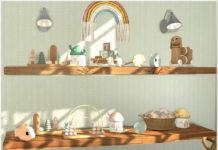 Набор игрушек-сувениров от Severinka для Sims 4