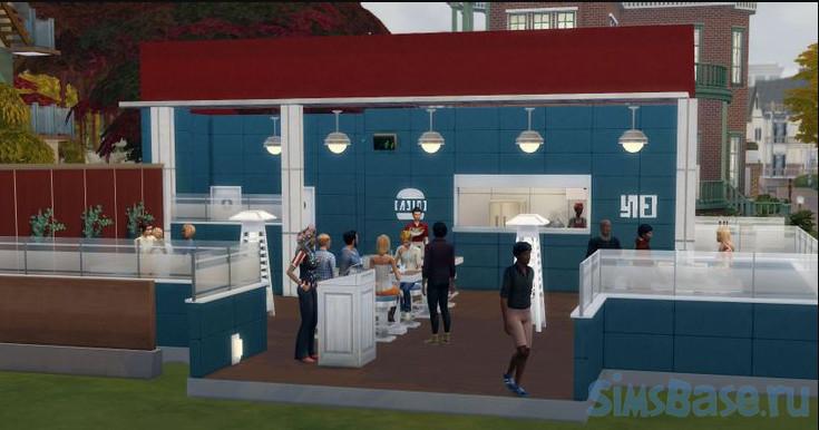 Руководство по управлению пятизвездочным рестораном Sims 4. Часть 2