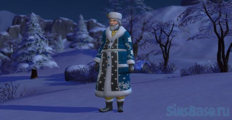Странные нововведения Sims 4 Снежные просторы. Часть 1