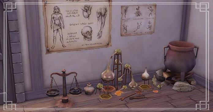Некоторые обязательные СС для чародеев Sims 4 Мир магии