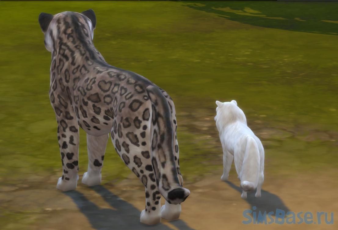 Мод «Реалистичные собачьи хвосты» от LightningBolt для Sims 4