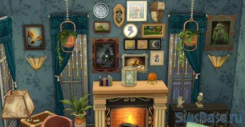 Особенности и секреты домов с привидением в Sims 4 Паранормальное