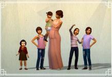 Несколько советов для челленджа Sims 4: 100 детей. Часть 1