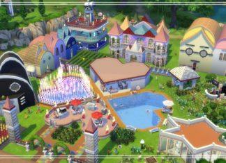 Несколько советов для строительства идеального дома в Sims 4. Часть 1