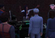 Мод «ЖЦ Ночная жизнь Суперзвезды» от MissBee для Sims 4