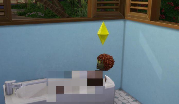 Мод «Описание наполнителей для ванны» от scarlet для Sims 4
