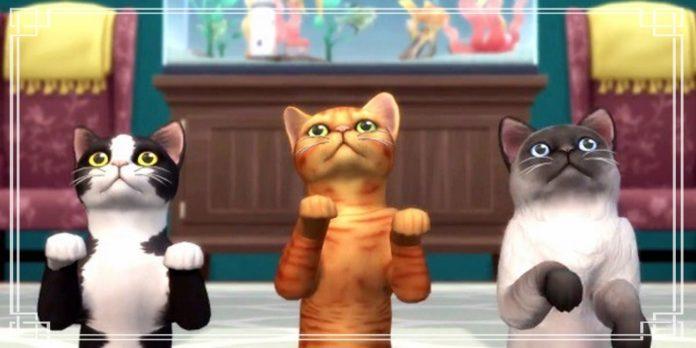 Самые удивительные и веселые челленджи Sims 4. Часть 1