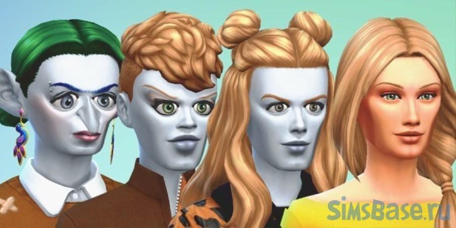 Самые удивительные и веселые челленджи Sims 4. Часть 3