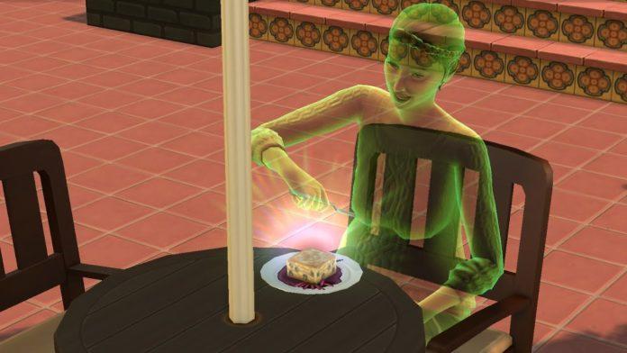 Мод «Амброзия онлайн» от YourFalseHope для Sims 4