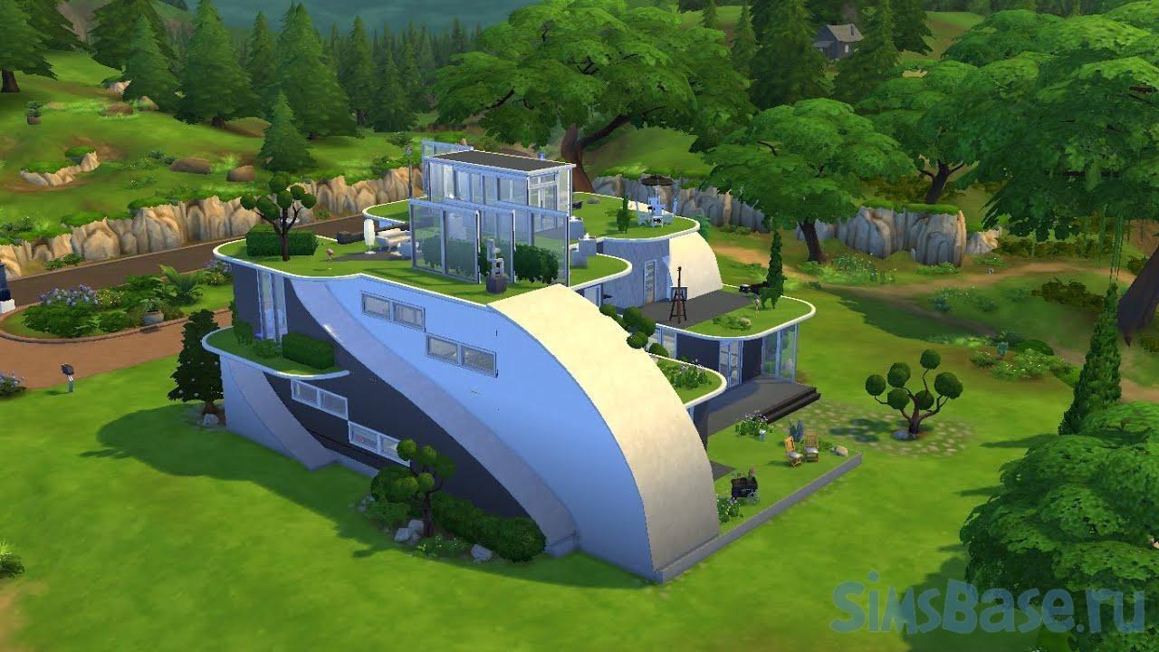 Несколько советов для строительства идеального дома в Sims 4. Часть 2