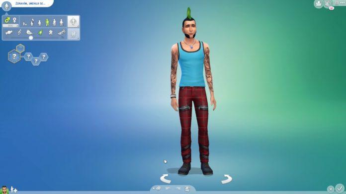 Мод «Переименование любого сима» от MitchellVR для Sims 4