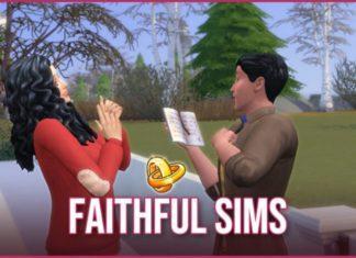 Мод «Верность» от shushu для Sims 4