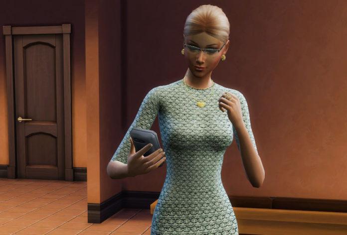 Мод «Изменение звонков о работе» от Zero для Sims 4