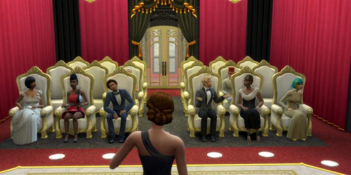 Мод «Длительность события Премия Старлайт» от misophorism для Sims 4