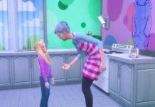 Мод «Дать симам еду» от Sofmc9 для Sims 4