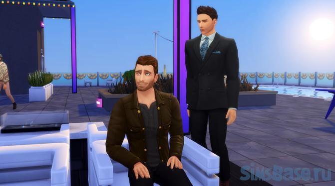 Мод «Добавление алкоголя» от basementalcc для Sims 4