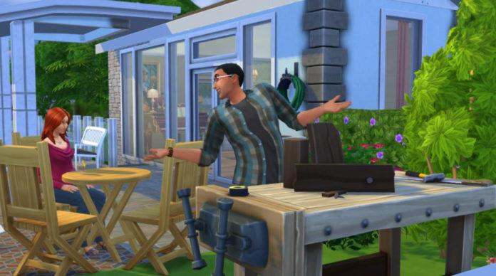Мод Crafting Enabler от Andrew для Sims 4