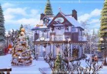 Челлендж «Духи Зимнего фестиваля». Часть 1