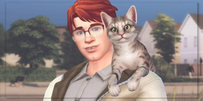 Мод «Карьера Кошатник» от SimplyAnjuta для Sims 4