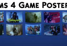 Игровые постеры от xWISPAx для Sims 4