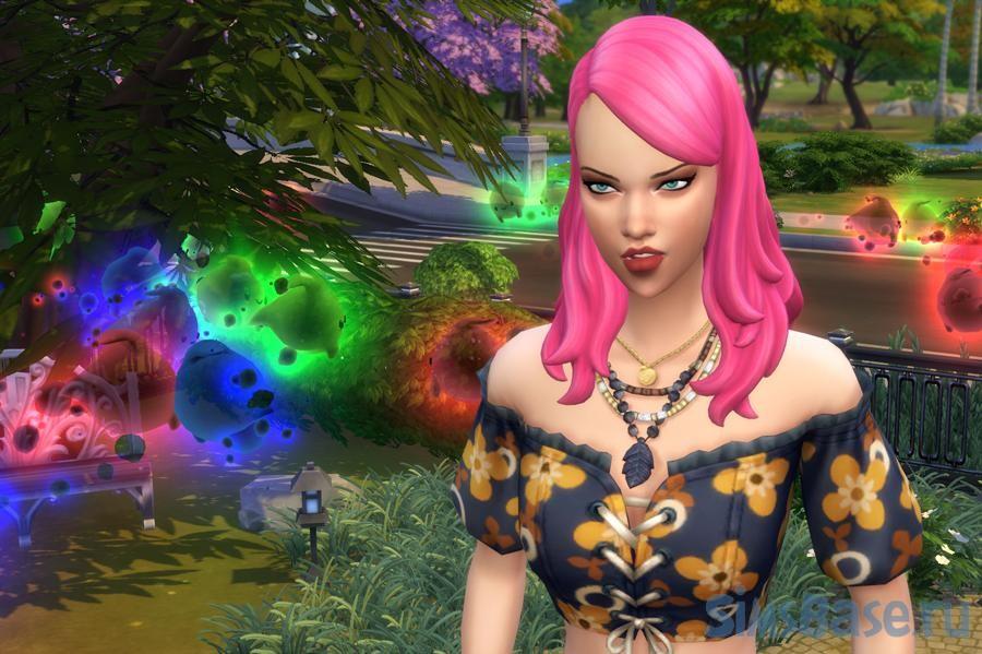 Все чит-коды для Sims 4 Паранормальное
