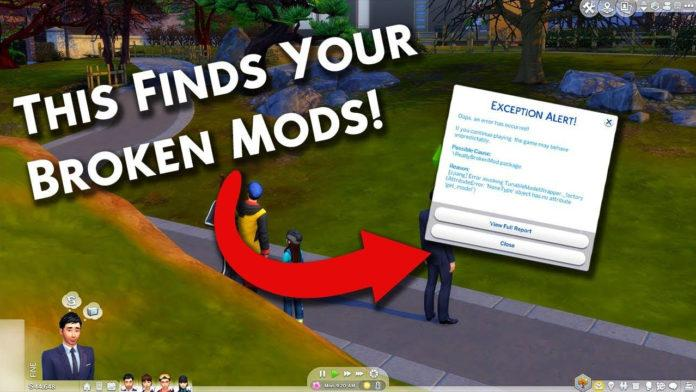 Мод «Better Exceptions v2.01» от TwistedMexi для Sims 4