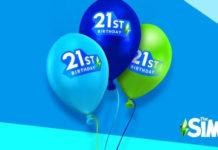 Sims Twitter преподносит сюрприз на 21-й день рождения The Sims!