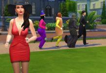 Пак женской одежды для Sims 4