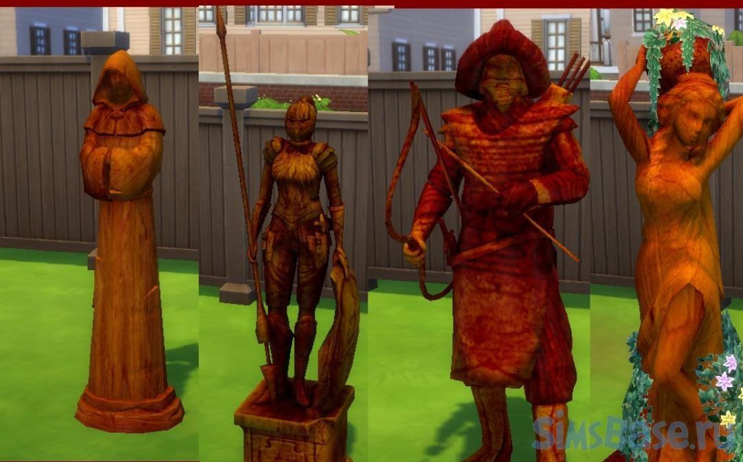 Набор предметов для крафта мода Crafting Enabler от leniad для Sims 4