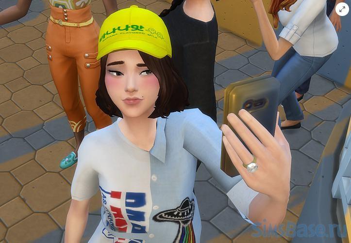 Мод «К-поп звезда K-Pop Star» от kawaiistacie для Sims 4