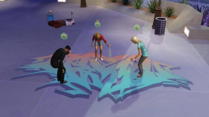 Мод «Набор клубной деятельности» от REX для Sims 4